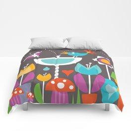 Bird Bath Comforters