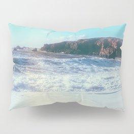 California Sunshine Waves Pillow Sham