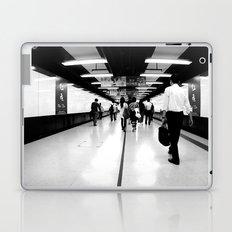 Underground [Black & White] Laptop & iPad Skin