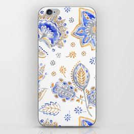 Design Textil Parsley iPhone Skin