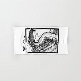 Sea Serpent Hand & Bath Towel