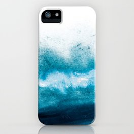 OCEANBLUE iPhone Case