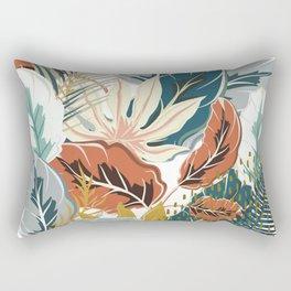 Tropical Wild Jungle Rectangular Pillow