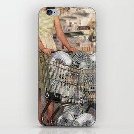 (Disco)unt Supermarket iPhone Skin