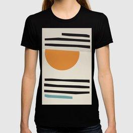 Geometric wall art, Scandinavian print, Geometric print, Scandinavian art, Large wall art, Abstract T-shirt