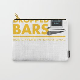 Bars!!! Carry-All Pouch
