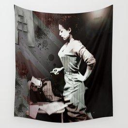 Vintage Erotica Dramatist Wall Tapestry