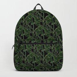 Emerald jungle Backpack