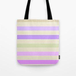 Leela 1 . Pastel Tote Bag