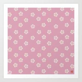 Pattern #4 Art Print