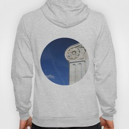 Paradise in Blue and White. Hoody