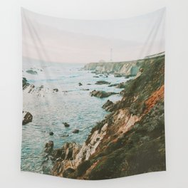 Pacific Highway Lighthouse II Wall Tapestry