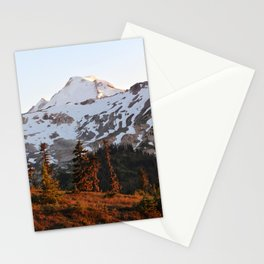 Baker, Chain Lakes View Stationery Cards