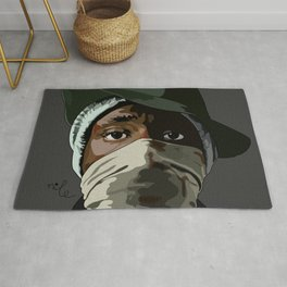 Mos Def the new danger Rug