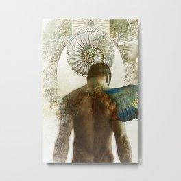 Sanctimonia Metal Print