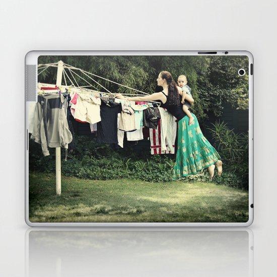 Secret Powers of a Supermom (I wish!) Laptop & iPad Skin