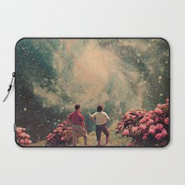 There will be Light in the End Laptop Sleeve