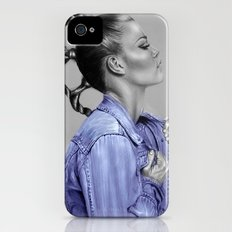 + Blue Jeans + Slim Case iPhone (4, 4s)