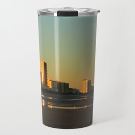 Skyline Evening Travel Mug