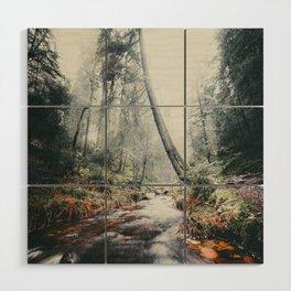 Foggy Feelings Vol.2 Wood Wall Art