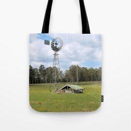 Mt Tamborine Countryside Tote Bag