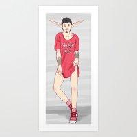 Razer Art Print