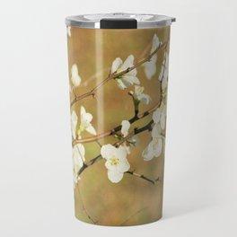 Spring Blooming Travel Mug