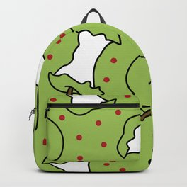 Apples with Polka Dots  Backpack