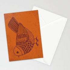 Retro Pigeon Stationery Cards