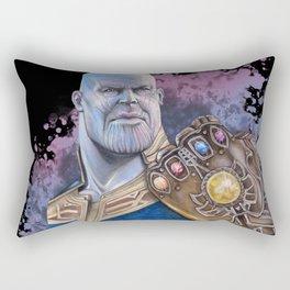 Thanos Rectangular Pillow
