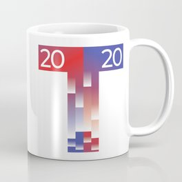 MAGA Presidential Election 2020 Trump USA T Coffee Mug