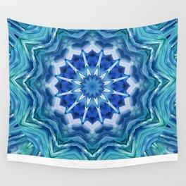 Mandala sea breeze Wall Tapestry