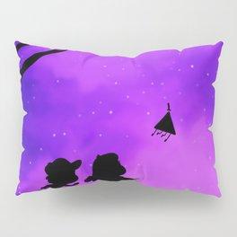 Gravity Falls - Purple Pillow Sham