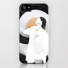 SINS III iPhone Case