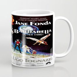 Go Barbarella! Coffee Mug