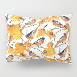 Birds in Autumn Pillow Sham