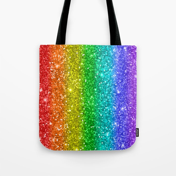 Rainbow 1 Tote Bag By Christineiris