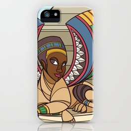 Hot Sand, Riddles iPhone Case