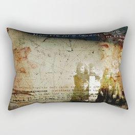 A better life #11 Rectangular Pillow