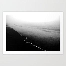 dead calm Art Print