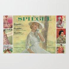 1957 Spring/Summer Catalog Cover Rug