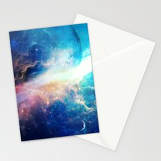 Stars Painter Stationery Cards