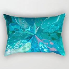 LIQUID SAPPHIRES-2 Rectangular Pillow