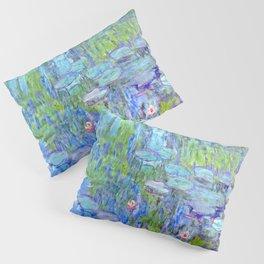 Water Lilies monet : Nympheas Pillow Sham