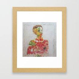 sofi´s memiors II Framed Art Print
