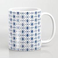 indigo Mugs featuring INDIGO by KIND OF STYLE