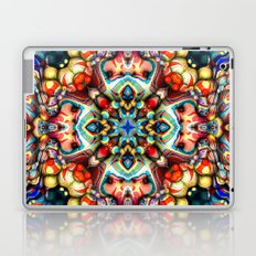 Colorful Shapes Abstract Laptop & iPad Skin