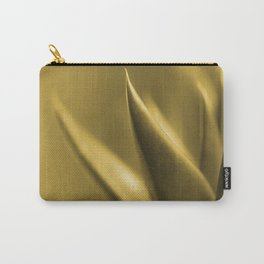 Succulent Plant In Golden Glow #decor #society6 #homedecor #buyart Carry-All Pouch