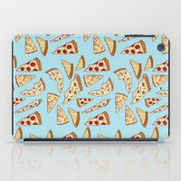 tumblr iPad Cases featuring Pizza Tumblr by Hipster's Wonderland