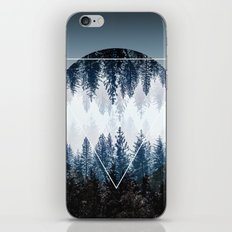 Woods 4 iPhone & iPod Skin